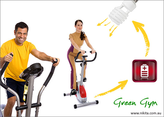 Green Gym idea by Nikita