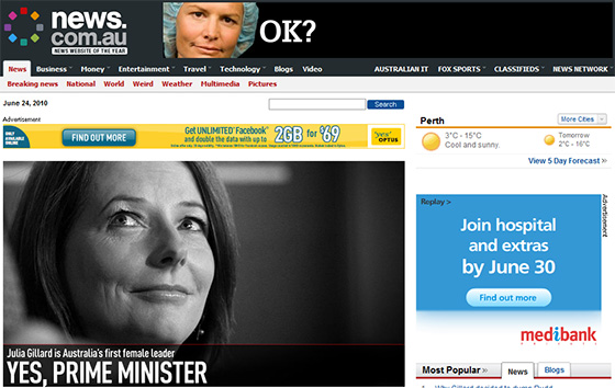 Join Hospital and extras by June 30 – OK? – Yes, Prime Minister (News.com.au)