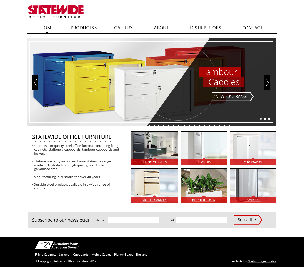 Statewide Office Furniture Home Page