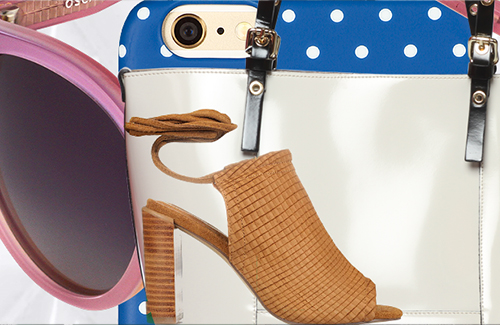 Fashion Accessories and Footwear Photography