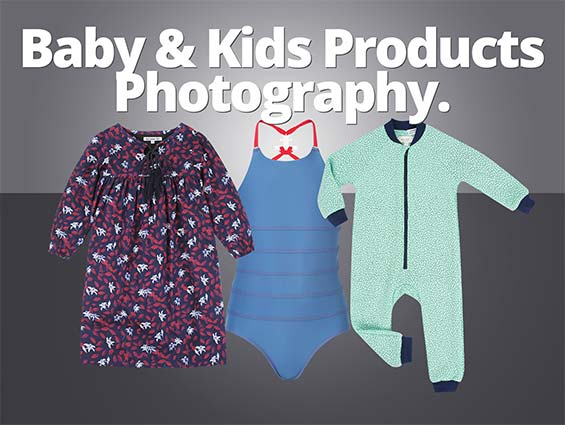 Baby and Kids Product Photography