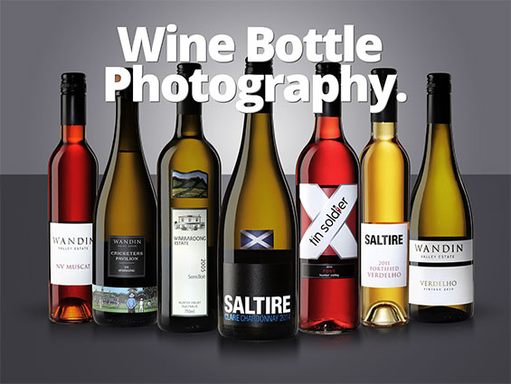 Wine Bottle Photography