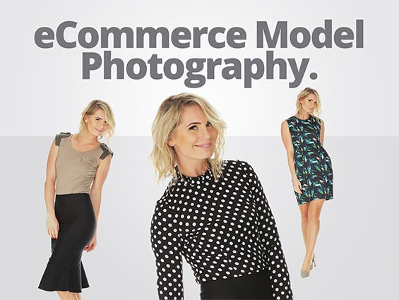 eCommerce Model Photography