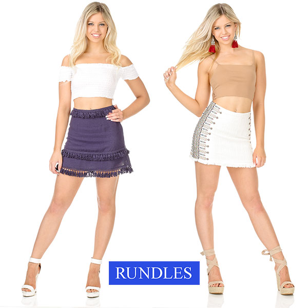 Model Photography Rundles