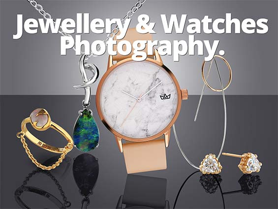 Jewellery and Watches Photography