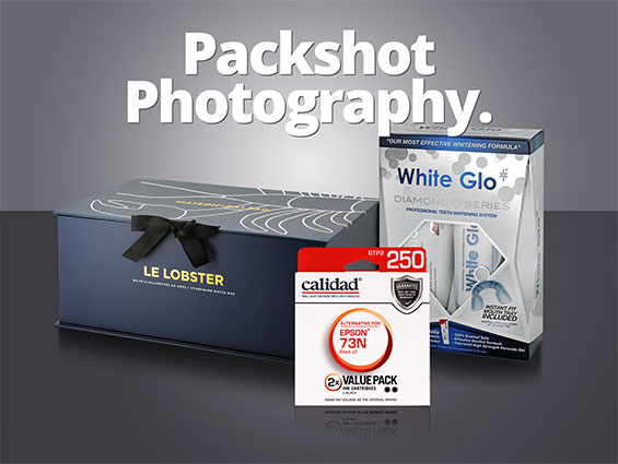 Packshot Photography