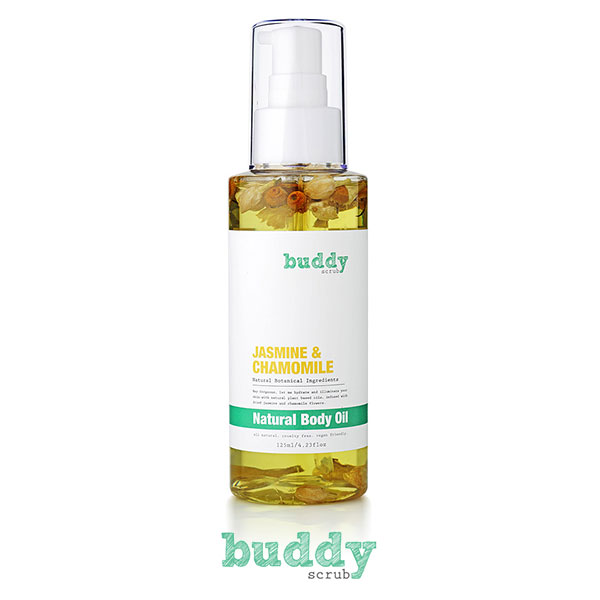 Skincare Photography Buddy Scrub